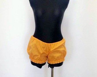 Available in different sizes Light weight cotton women bloomer Fashionable comfortable Fun colourful shorts Made with care and love
