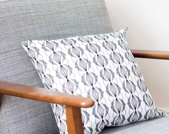 Imperial Diamond Geometric Cushion Cover