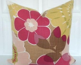 Large Lumbar Pillow Etsy