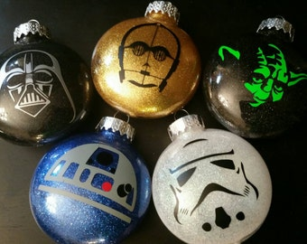 Star wars ornament  Etsy