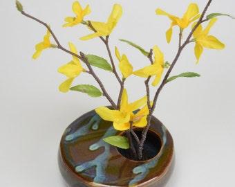 Ikebana Vase, flower vase, flower arranging
