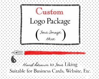Hand Drawn Custom Logo