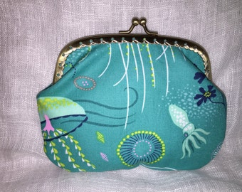 Sea Life Coin Purse