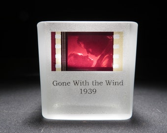 Gone With the Wind - Film Cell - Glass Votive