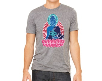 Flower Sermon t-shirt