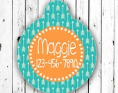 Personalized Dog Bone- Pet ID Tag-Personalized Pet Tag -Monogram Gift-Pet Gifts- Dog Tag-Custom Pet Gift- Design Your Own-Pet Supplies