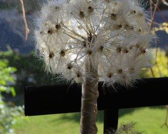 Simple, Sweet Dandelion Bouquet