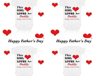 Special Father's day 1x bodysuit or 1x t-shirt or design your own