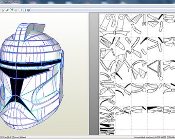 Star wars clone helmet