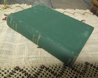 Antique 1872  GOD-MAN  Search and Manifestation  by L. T. Townsend , D.D.** presumed 1st edition