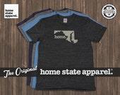 Maryland Home. shirt- Men's/Unisex