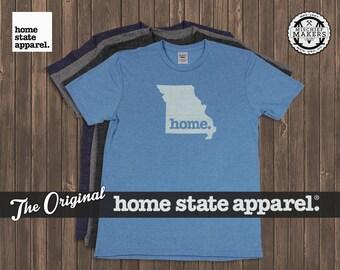 Missouri Home. shirt- Men's/Unisex