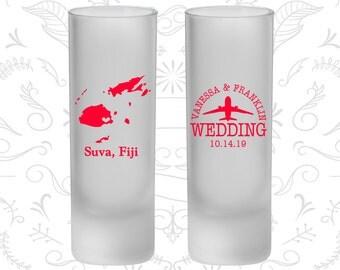 Fiji Wedding, Frosted Tall Shot Glasses, Destination Wedding, Suva Wedding (173)
