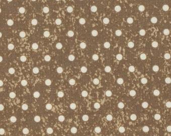 Michael Miller Fabrics - Good Dot Taupe - DC5728-TAUP-D