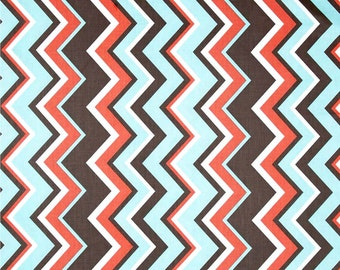 Michael Miller Fabrics - Chevy Coral - CX6222-CORA-D