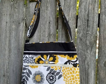 Handmade cross body