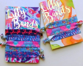 Lilly Pulitzet Lilly Bands Hair tie Pack