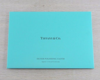 BRAND NEW* Tiffany & Co. Sterling Silver Jewelry Polish Polishing Cloth