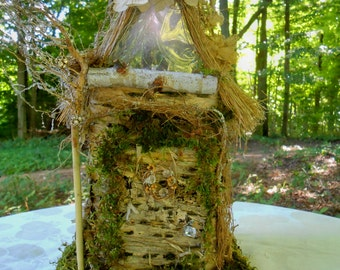 Faerie House The Crystal Faerie's Home
