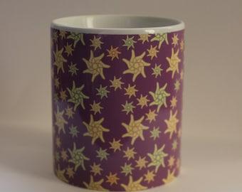 Digitally printed mug