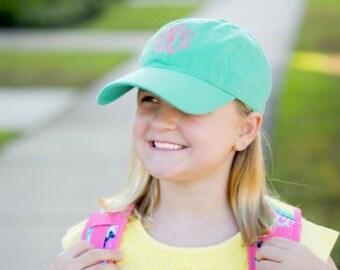 Monogrammed Kids Hat