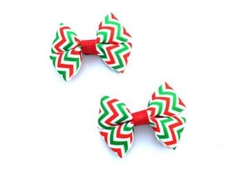 Christmas Hair Bows, Christmas Hairbows, Christmas Hair Clips, Christmas Bows, Holiday Hair Bows, Holiday Hairbows, Holiday Hair Clips