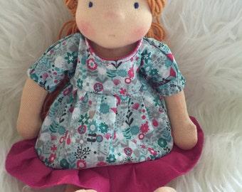 Hildi Handmade Waldorf Doll 28cm (11in)
