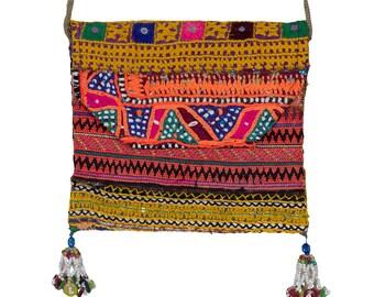 PAKISTANI BAG - Vintage small Pakistani Bag - Type 7