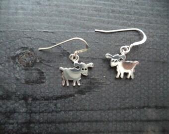 novelty sheep earrings