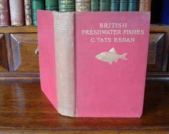 BRITISH FRESHWATER FISHES