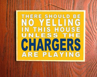 San Diego Chargers Sign