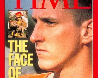 Time Magazine, Special Issue, May 1st, 1995, The Face Of Terror