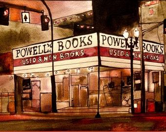 Portland's Powell's