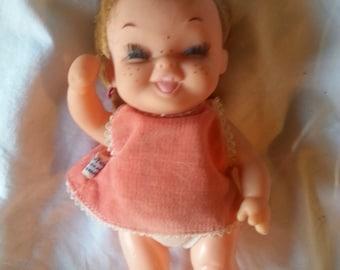 """Vintage """"Holiday Fair"""" Doll"""
