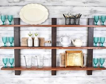 Amazing Open Shelving, Decorative Shelves, Wall Decor, Kitchen Organization, Home  Decor, Modern