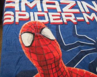93 - Amazing Spiderman Fleece Throw