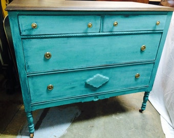 """Antique dresser in """"Florence"""""""