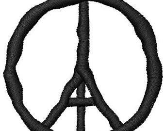 Eiffel Tower Peace Sign