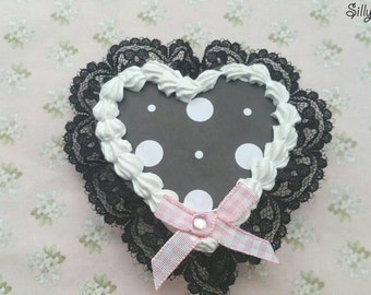 Dream Heart Brooch