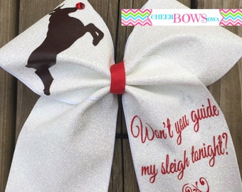 Rudolph the Red Nosed Reindeer Bow