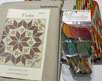 Criss Cross Applesauce Quilt Pattern Fabric Kit Moda V And