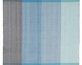 Fab Habitat Indoor/Outdoor Polypropylene Rug Bliss - Blue (2.5' x 8') 25743