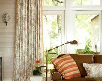 Bamboo Curtain Rods-Large Diameter 1 3/4 2 and