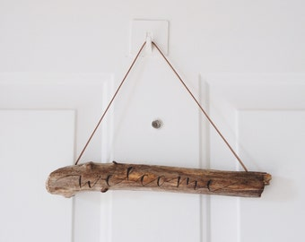 Driftwood Welcome Branch