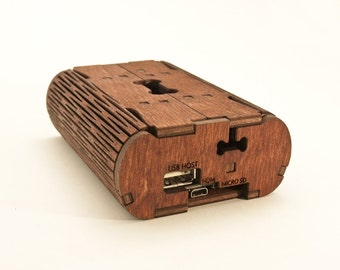 Flex Case for Beagle Bone Black (Wood)
