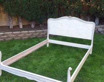 Drexel Furniture Touraine Full Size Headboard and Footboard