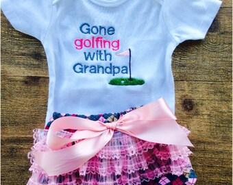 Golfing with Grandpa