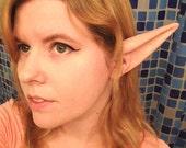 custom painted long latex elf ears