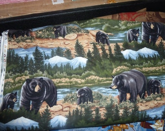 Bears   by Timeless Treasures