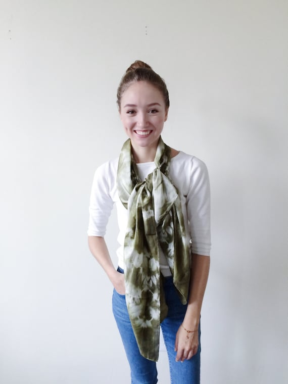 Green Scarves-Green Scarf-Long Scarf-Long Scarves-Wrap Scarf-Summer Cover Up-Sarong-Long Summer Scarf-Light Weight Scarf-Gift For My